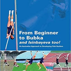 Pole vault training book